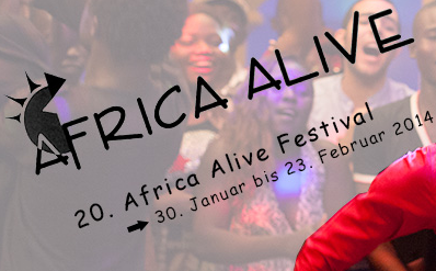 Africa alive 2014
